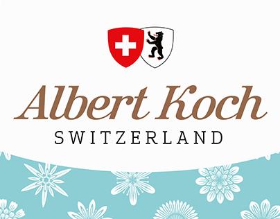 Albert Koch – Erscheinungsbild