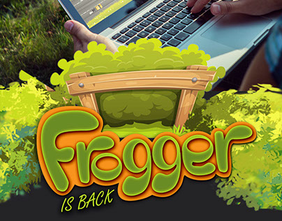 Frogger game project