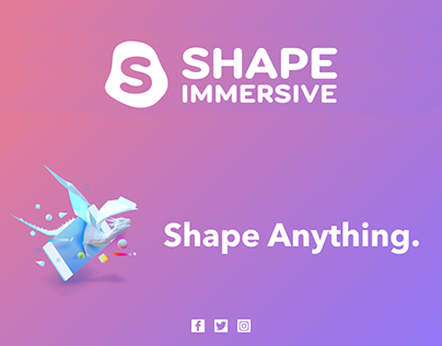 Shape Immersive | Social Media Videos