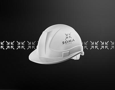 SOMA Studio - Logotipo