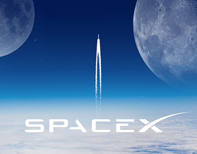 SpaceX Website Redesign