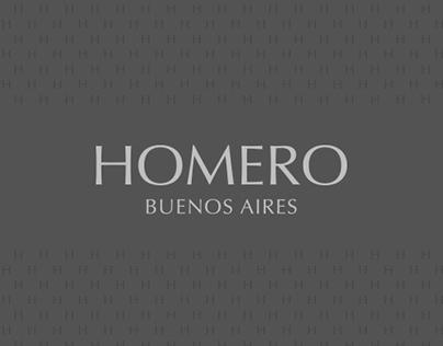 HOMERO Buenos Aires