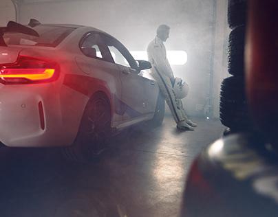 BMW F87