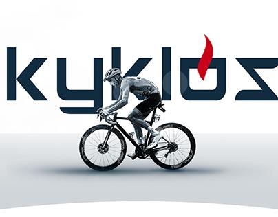 Logo & Branding - Cycling App