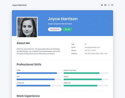Right Resume