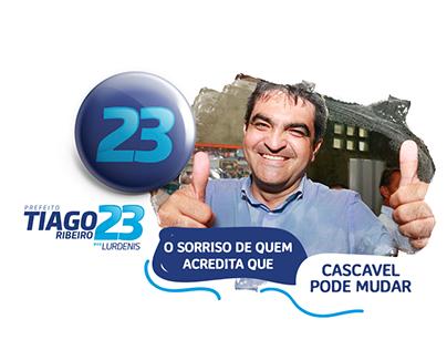 CAMPANHA - Tiago Prefeito