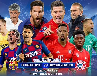 Champions League Quarter Final