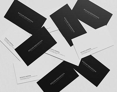 Rosario Badessa - Redesign