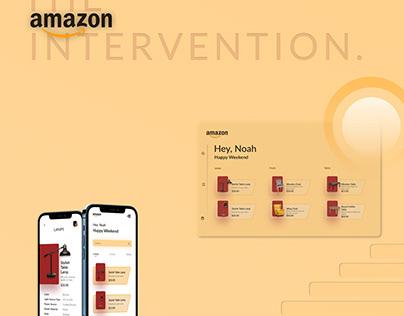 The Amazon Intervention