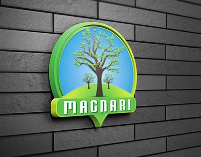 Magnari Company Logo Design