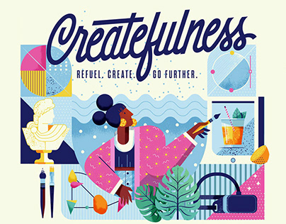 Adobe x Createfulness