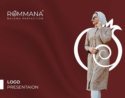 ROMMANA || Logo Design