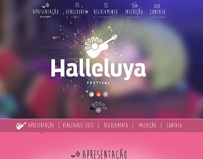 Projeto Festival Halleluya