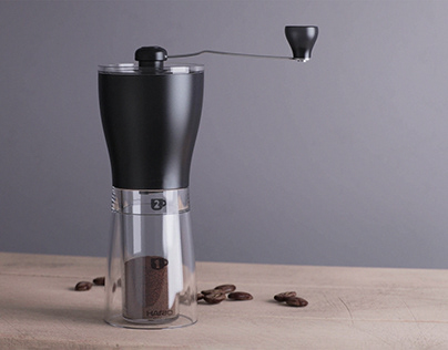 CGI Still Life Exercise - Coffee Mill