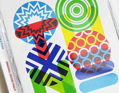 DJMAX TECHNIKA TUNE Package, Visual book, Jacket Design