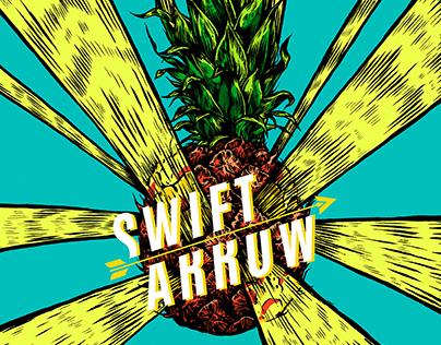 EP Album Artwork for Swift Arrow - 2019