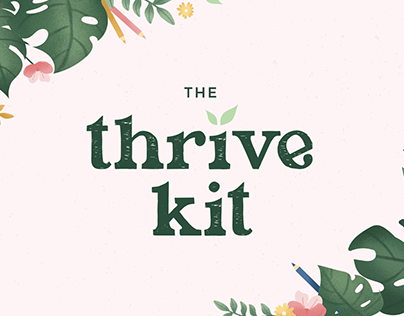 Authorial Practise_The Thrive kit