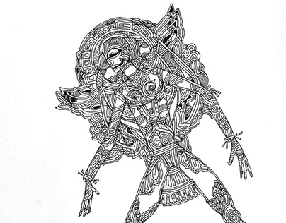 illustration (2010-2012)