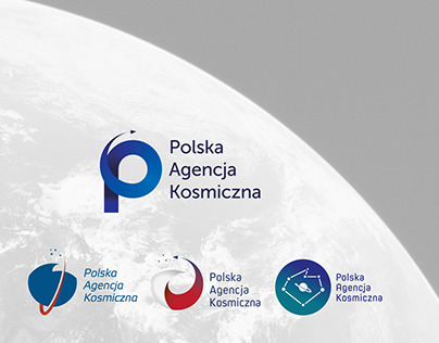 Polish Space Agency Logo