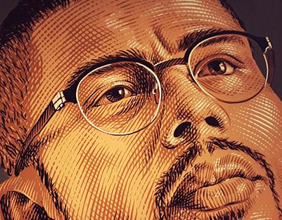 Portrait Illustration (Colour)
