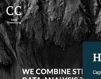 Cape Consulting Web