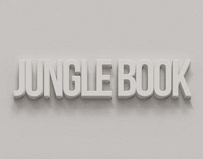 BOOKDESIGN // Jungle Book