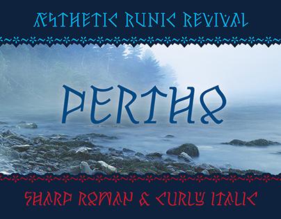 Pertho Font