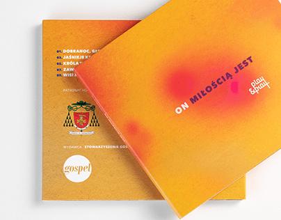 CD COVER | Play&Pray – On Miłością Jest