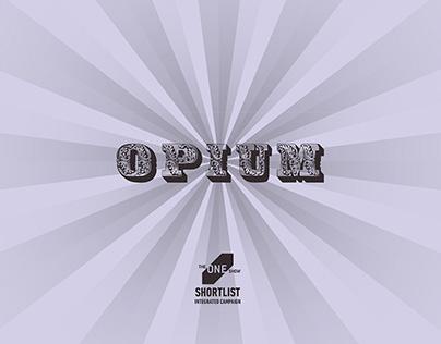 Opium Grand Opening