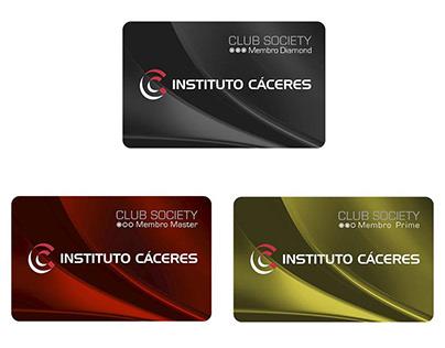 INSTITUTO CÁCERES - SITE/ARTES PARA WEB E IMPRESSÃO