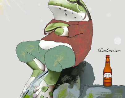 Free Advertisement 1: Budweiser