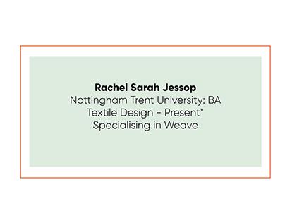 Rachel Jessop Portfolio 2021