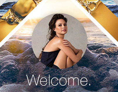 Josie Maran Cosmetics Digital Projects