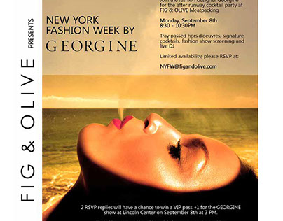 Graphic Design - GEORGINE (2014)