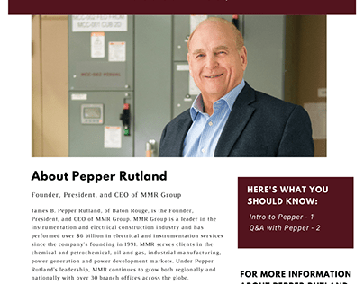 Pepper's Post