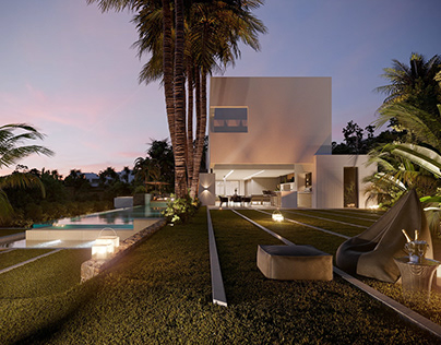 Capanes del Golf, Luxury Villa in Benahavis