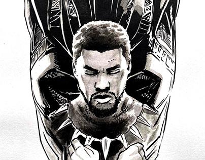 Chadwick Black Panther