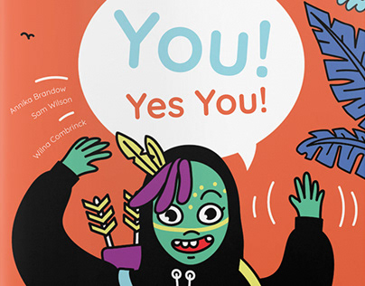 You! Yes You!/Book Dash