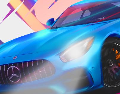 Mercedes - POSTER (SOCIALMEDIA)