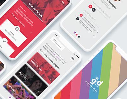 App Grupo de Diversidade
