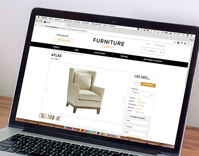 Furniture Gallery. Интернет-магазин