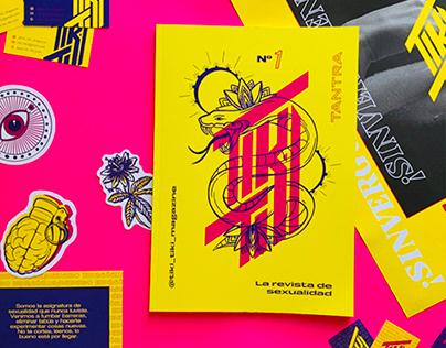 Tiki-Tiki, la revista de sexualidad.