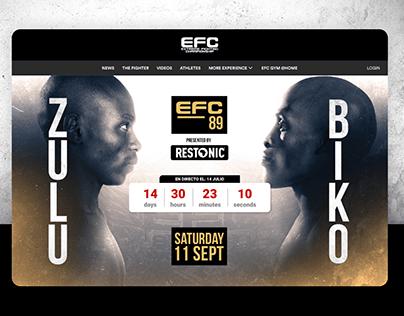 EFC - Extreme Fighting Championship