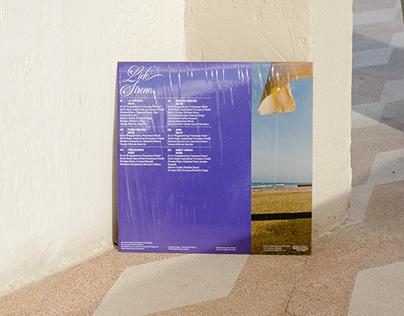"Vinyl design for ""Lido Sirena"""