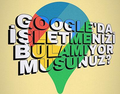 Google Maps Creative