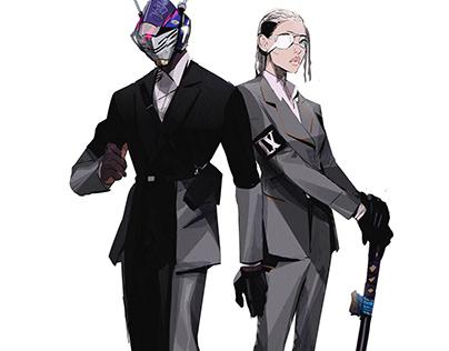 TOKU MASK - Metal Knight