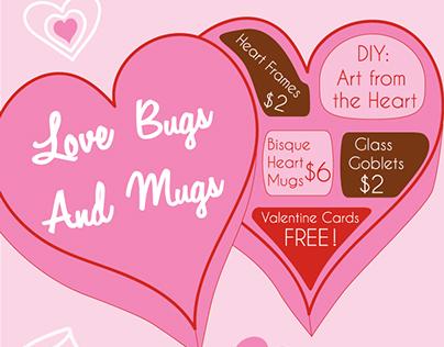 Love Bugs and Mugs