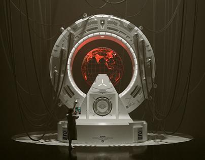 Sci-Fi Object