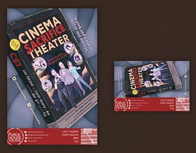 Cinema Sacrifice Theater