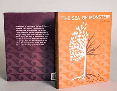 Percy Jackson Novel Book Covers